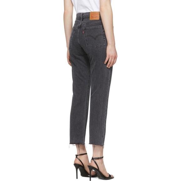 LEVIS Wedgie Jeans